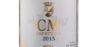 CM Prestigio 2015, el vino tinto más exclusivo de Bodega Carlos Moro