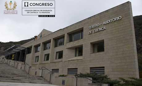 Tecnovino Congreso del Colegio Oficial de Enologia de Castilla La Mancha