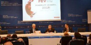 La FEV ve necesario actuar contra el cambio climático e incrementar esfuerzos en el exterior
