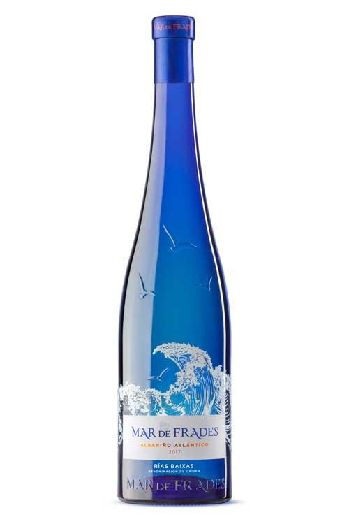 Tecnovino vino albarino Mar de Frades 2017