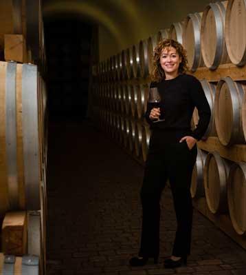 Tecnovino vinos con nombre de mujer Almudena Alberca