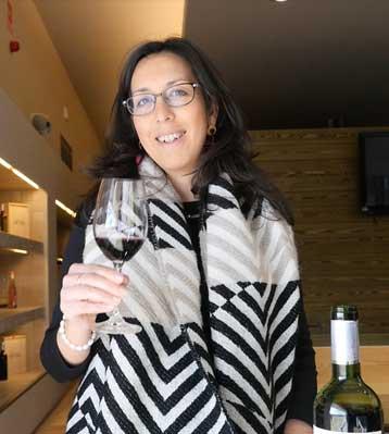 Tecnovino vinos con nombre de mujer Beatriz Paniagua