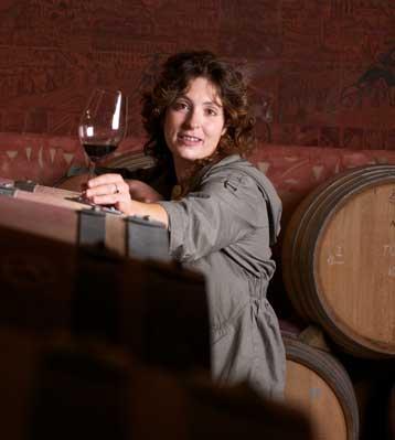 Tecnovino vinos con nombre de mujer Paula Uribes