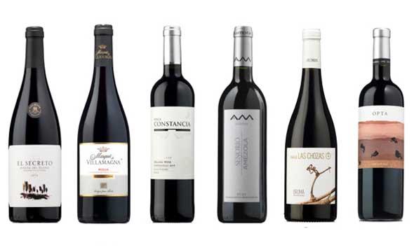 Tecnovino vinos con nombre de mujer Vinoseleccion