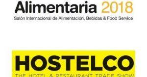 Alimentaria, Hostelco e Intervin 2018 abren sus puertas