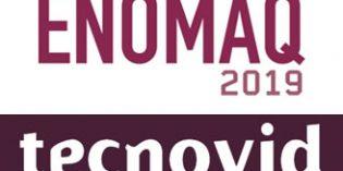 Los ganadores del concurso de Novedades Técnicas de Enomaq, Tecnovid, Oleomaq y Oleotec 2019