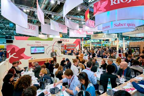 Tecnovino ProWein 2018 DOCa Rioja