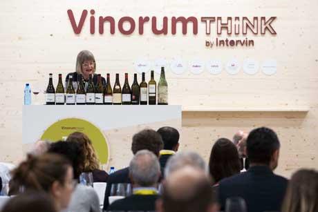 Tecnovino Vinorum Think 2018 Jancis Robinson