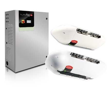 Tecnovino control de la temperatura y humedad en bodegas Carel 6