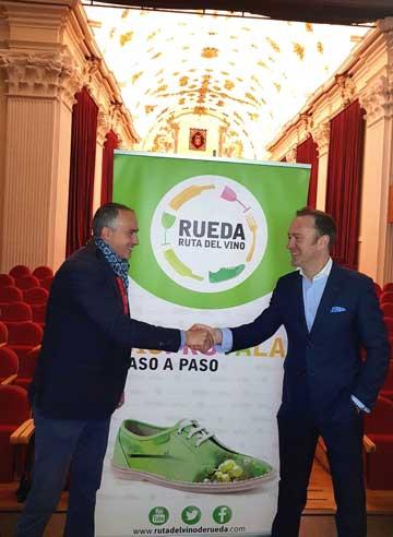 Tecnovino nueva presidencia Ruta del Vino de Rueda