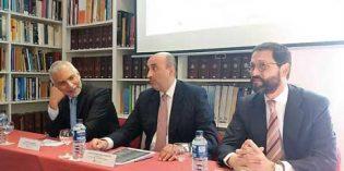 """Jaime Haddad: """"El enoturismo está generando un gran cambio económico y social en las regiones españolas dedicadas a la actividad vitivinícola"""""""