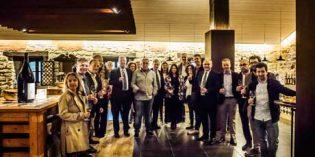 I Cata Internacional Premios Best Of de Turismo Vitivinícola 2018 en la bodega Conde de los Andes