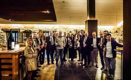 Tecnovino Cata Internacional Premios Best Of de Turismo Vitivinicola