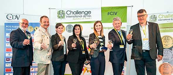 Tecnovino Challenge International du Vin 2018