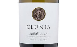 Tecnovino Clunia etiqueta