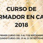 Se abren las convocatorias para los Cursos de Formador en Cava 2018