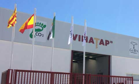 Tecnovino J Vigas nuevas instalaciones Vimatap15 1