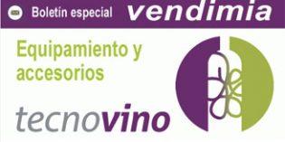 Especial equipamiento y accesorios de vendimia: para viñedo y bodega