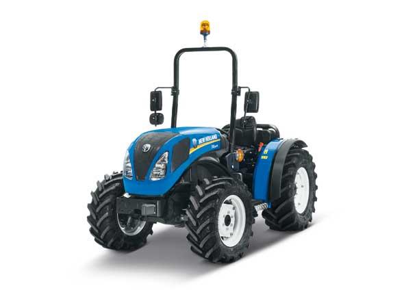 Tecnovino tractores de New Holland T4FB 110FB Rops