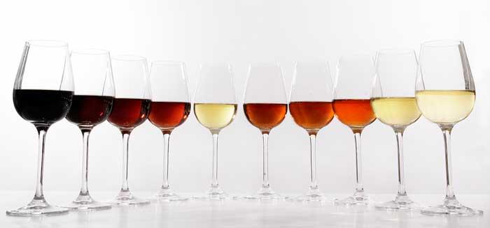 Tecnovino variedades de Vinos de Jerez