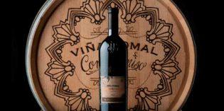 Viña Pomal Compromiso, un vino envejecido en barricas tatuadas
