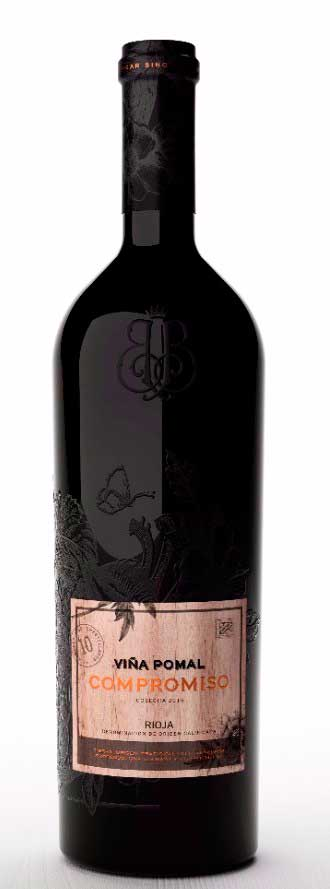 Tecnovino vino Vina Pomal Compromiso 2