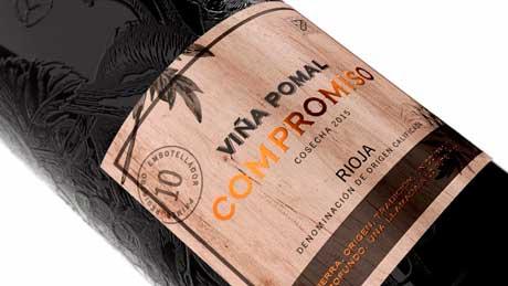 Tecnovino vino Vina Pomal Compromiso 3