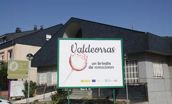 Tecnovino vinos de Valdeorras Brindis de sensaciones 2