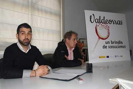 Tecnovino vinos de Valdeorras Brindis de sensaciones 3