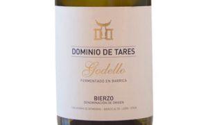 Dominio de Tares Godello 2017,  elegancia en blanco en un vino de larga guarda