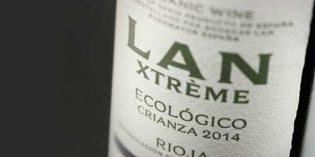 LAN Xtrème Ecológico Crianza 2014, el nuevo y primer vino ecológico de LAN