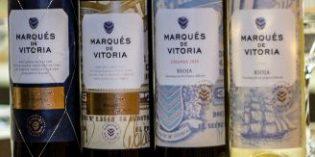 Marqués de Vitoria presenta su nueva imagen que reivindica las raíces de Rioja Alavesa