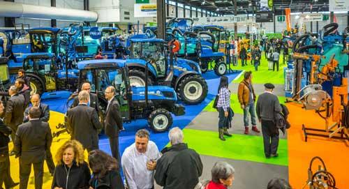 Tecnovino Vinitech Sifel tractores