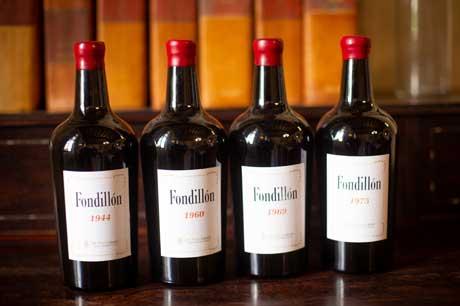 Tecnovino Vinoble 2018 MGWines Fondillon