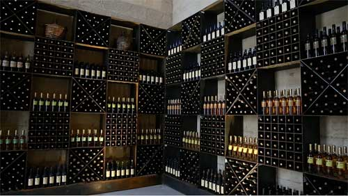 Tecnovino botellero historico de Gonzalez Byass