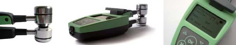 Tecnovino estado del vinedo sensor optico Dualex 2