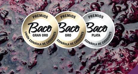 Tecnovino mejores vinos jovenes Premios Baco medallas