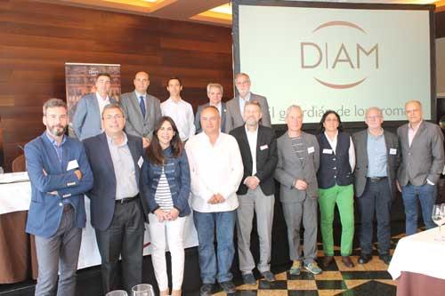Tecnovino mercado de los vinos ecologicos jornada DIAM 2