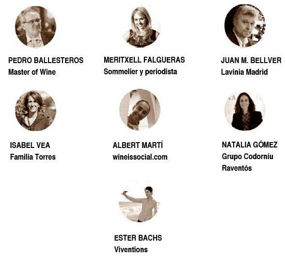 Tecnovino premiumizacion en el vino The Exchange 2018 ponentes invitados