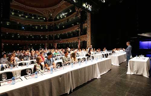 Tecnovino vino Bordon Bodegas Franco Espanolas cata Ruben Provedo