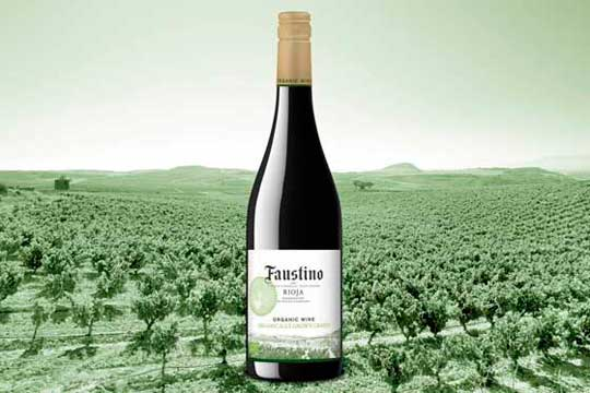 Tecnovino vino ecologico de Bodegas Faustino