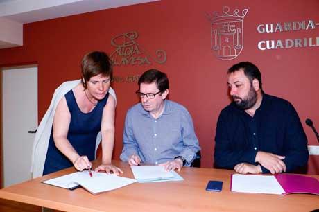 Tecnovino Abra nuevo presidente vinos de Rioja Alavesa 1