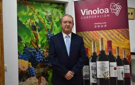 Tecnovino Antonio Camacho Corporacion Vinoloa vino espanol