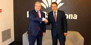 Fira de Barcelona y Graphispack Asociación ratifican su acuerdo de colaboración