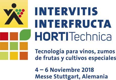 Tecnovino INTERVITIS INTERFRUCTA HORTITECHNICA logo feria