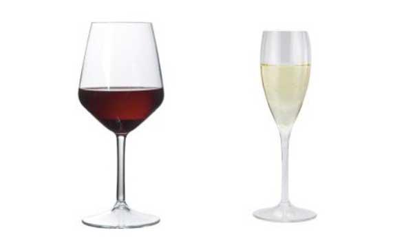 Tecnovino Klimer copas de vino irrompibles tritan