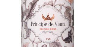 Príncipe de Viana Edición Rosa 2017, un vino de garnacha fresco y frutal