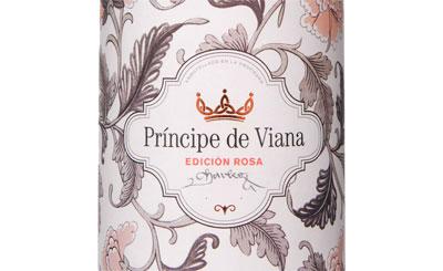 Tecnovino Principe de Viana Edicion Rosa 2017
