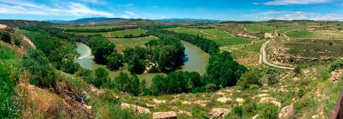 Tecnovino Valdelana enoturismo Ebro