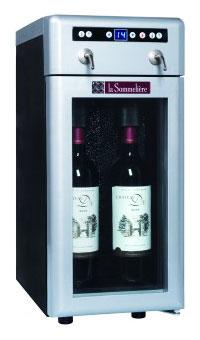 Tecnovino dispensadores de vinos por copas Exportcave DVV2 2